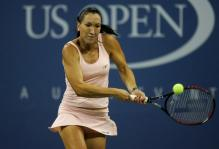 jelena jankovic two handed backhand at contact.jpg