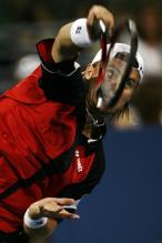 Lleyton Hewitt Serve Photo