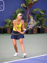 Maria Sharapova at the beginning of serve.jpg