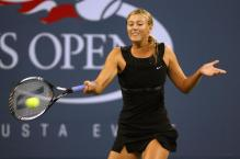 Maria Sharapova swing unleashes a forehand.jpg