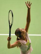 Maria Sharapova serving.jpg