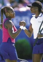 young Venus Williams and young Serena Williams.jpg