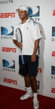 James Blake poses for a photo at the US Open Experience 2009.JPG