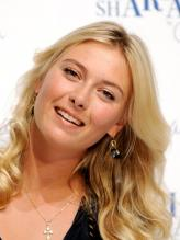 Maria Sharapova smiles and looks into the camera in Japan.JPG