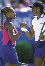 Williams sisters at the Australian Open 2001.jpg
