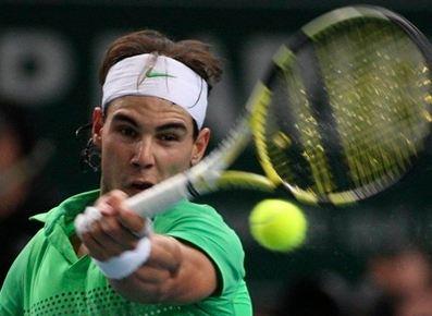 Rafael Nadal Western Grip Forehand Jpg