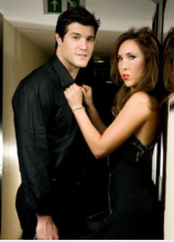 Jelena Jankovic and sexy boyfriend Mladen Janovic in Hello magazine picture.PNG