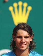 Nadal is crowned champion of the Monte Carlo Open 2008.jpg