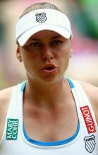 Vera Zvonareva purses her lips during Wimbledon 2010.JPG