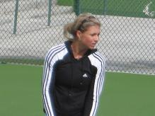 Maria Kirilenko in black Adidas jacket.jpg