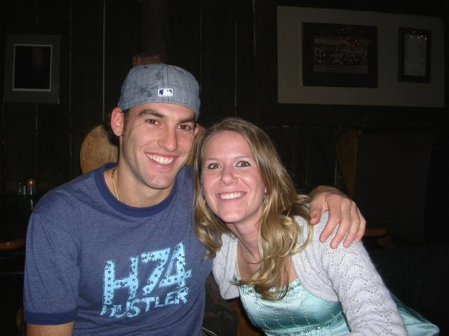 Robby Ginepri takes a photo with a woman fan.jpg