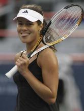 Ana Ivanovic sticks out her tongue.jpg