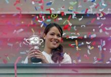 Ana Ivanovic gets a rousing response back in Belgrade.jpg