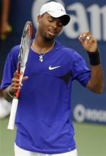 Donald Young reacts after a point.jpg