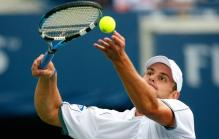 Andy Roddick ball toss as it leaves his hand.jpg