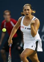 Tamira Paszek says come on.jpg