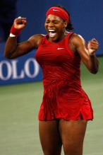 Serena Williams is elated after winning the 2008 US Open.jpg