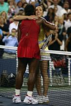 Serena Williams and Jelena Jankovic embrace after their battle.jpg