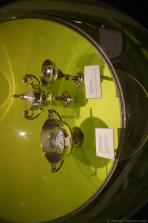 1984 Wimbledon Doubles Championship Trophy & 1984 Renshaw Cup at International Tennis Hall of Fame.jpg
