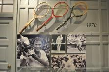 1970s Tennis photos and Racquets at International Tennis Hall of Fame.jpg