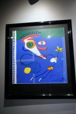 The Tennis Champion Tennis Art by Michel Poort at International Tennis Hall of Fame.jpg