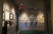 The Origins of Tennis Hallway at International Tennis Hall of Fame & Museum.jpg