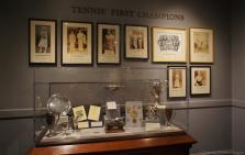 Tennis' First Champions photos and trophies a International Tennis Hall of Fame & Museum.jpg