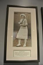 Photo of May Sutton Bundy at International Tennis Hall of Fame.jpg