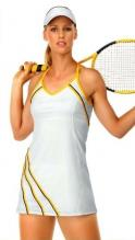 Elena Dementieva in a white tennis dress.jpg